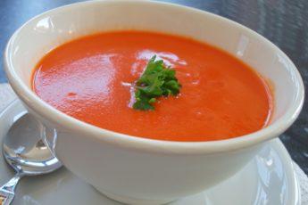 Томатный суп от манджулы